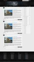 Link toBlog design + free psd file +