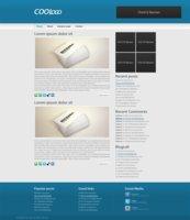 Link toBlog layout