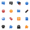 Link toBlogica icon set