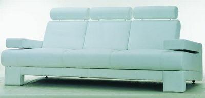 Link toBlue and soft cloth sofa 3d model