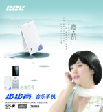 Link toBlue and white porcelain music phone psd