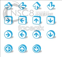 Link toBlue arrow icons