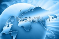Link toBlue backgrounds high resolution images of the earth