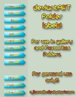Link toBlue bubble da folder labels