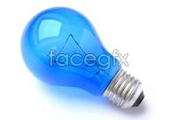Link toBlue bulb hd photo