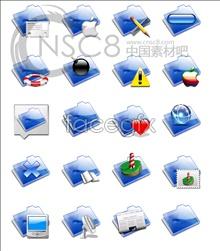 Link toBlue crystal folders