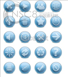 Link toBlue crystal orb collection icon