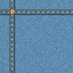 Link toBlue denim fabric backgrounds vector