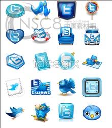 Link toBlue desktop icons