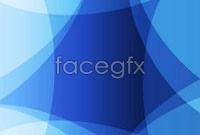 Link toBlue dream background vector