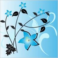 Link toBlue flowers