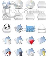 Link toBlue folding series icons