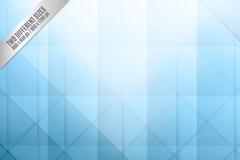 Link toBlue geometrical background design vector