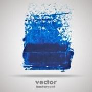 Link toBlue grunge background design vector 04