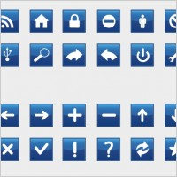 Link toBlue icons