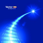 Link tovector 02 set backgrounds light Blue