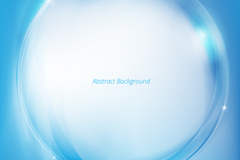Link toBlue lustre spherical vector background