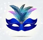 Link toBlue mask vector