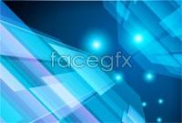 Link toBlue motion technology background
