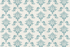 Link toBlue retro seamless background pattern vector