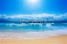 Link toBlue sea picture