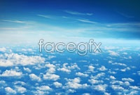 Link toBlue sky clouds high definition pictures