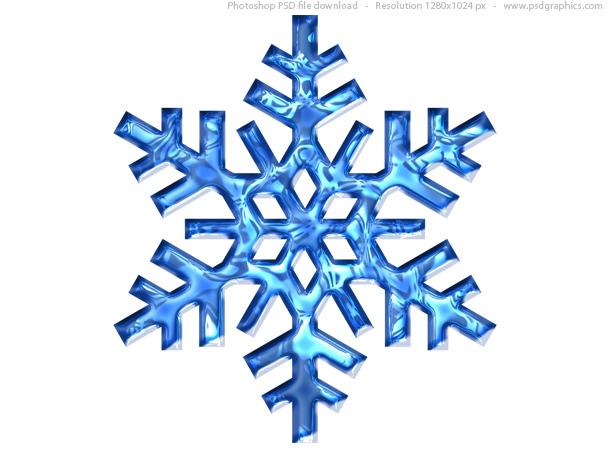 Link toBlue snowflake icon (psd)
