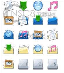 Link toBlue stripe folder