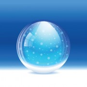 Link toBlue style snow backgrounds design vector 01