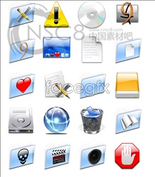 Link toBlue system icons