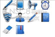Link toBlue tools desktop icons