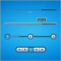 Link toBlue ui elements