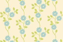Link toBlue vines background vector
