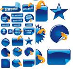 Link toBlue web icons