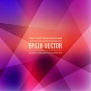 Link toBlurred geometric shapes background art vector 04 free