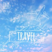 Link toBlurred summer travel creative background 02 free