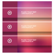 Link toBlurry banner business template background 04 free