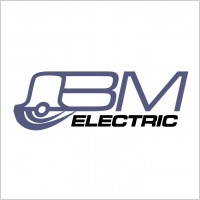 Link toBm electric logo