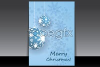 Link toBook cover for christmas vector graphics c