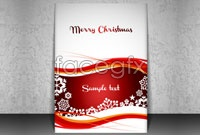 Link toBook cover for christmas vector graphics