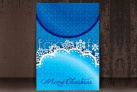 Link toBook cover for christmas vector iv