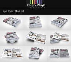 Link toBook display mock-up