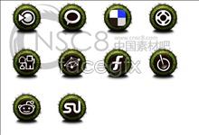 Link toBookmark desktop icons