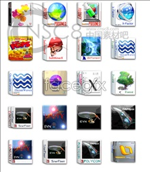 Link toBooks-box software icons