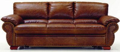 Link toBoss leather sofa 3d model