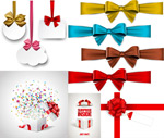 Link toBows and gift vector