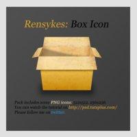 Link toBox icon