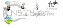 Link toBrand little chef icons