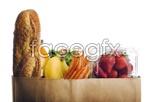 Link toBread, fruit and vegetables psd