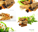 Link toBread high definition pictures psd
